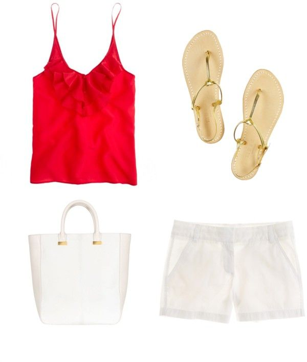 """""""Summer Bright"""" by southernbelle on Polyvore"""