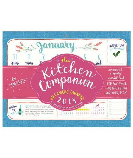 the kitchen companion page a week calendar 2018 use our guide to the top christmas gifts in 2017 to find the best gift for everyone on your shopping