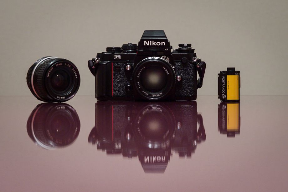 Nikon F3 HP - Shoottokyo. Amazing Blog! #photography #Shoottokyo #Japan