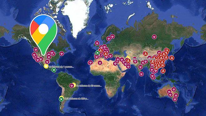 جوجل مابس تساعد الحكومات على محاربة فيروس كورونا ستنشر غوغل بيانات عن مواقع مستخدميها فيروس كورونا جوجل تكنولوجيا Www Alayyam Info Art Painting