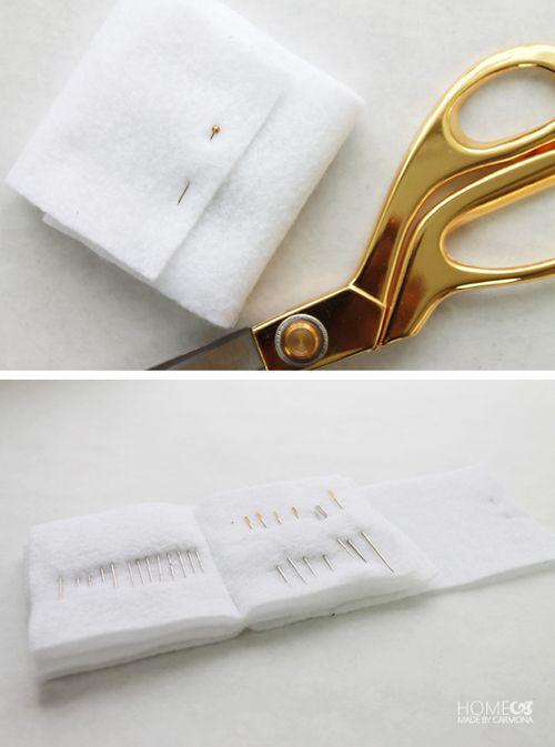 Needle-Kit-Home-Made-by-C.jpg 500×673 píxeles   Cada cosa al seu ...