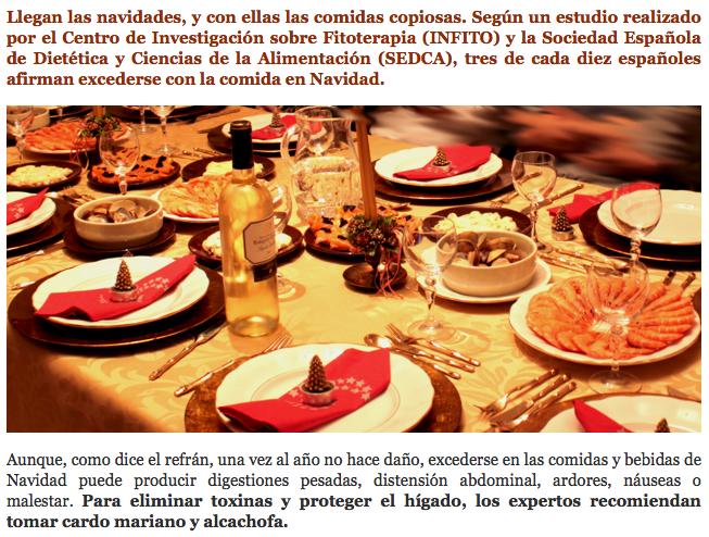 Hablemos sobre el tema… Cuando caigan los primeros copos de nieve a principios del mes de diciembre los españoles pensarán automáticamente en las fiestas de Navidad. Lo cierto es que tanto…