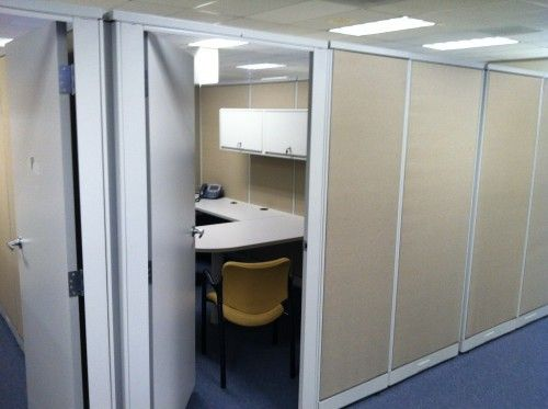 "used office furniture nj - tall 80"" steelcase panels. great for"