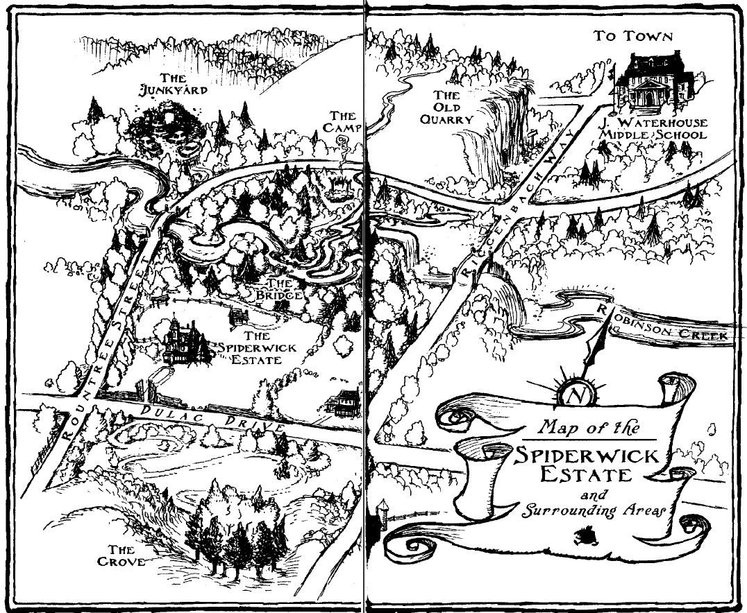 spiderwick chronicles coloring pages - spiderwick chronicles map google image result for http