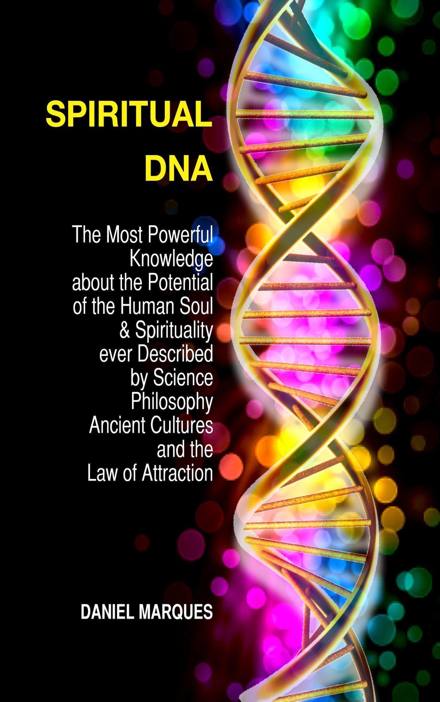 Spiritual DNA (ebook)   PROMOTIONS in 2019   Spirituality