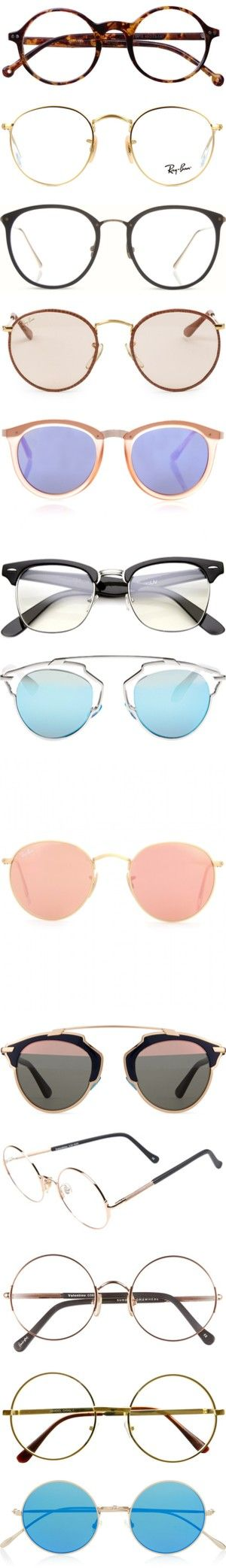 glasses by sabina-127 on Polyvore featuring women\'s fashion ...