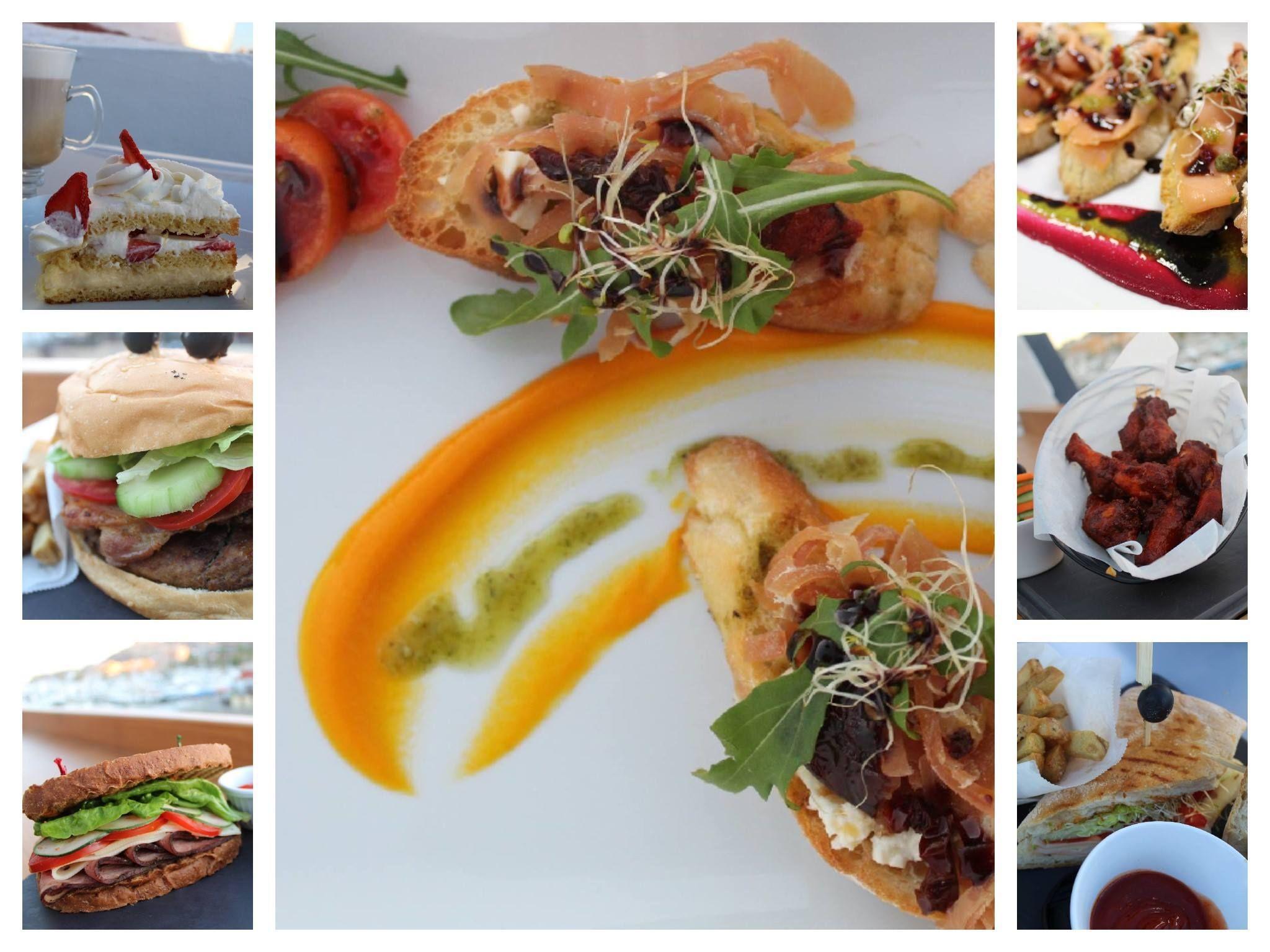 The Roof Food Wine Domingo De Tapas Ideal Para Una Deliciosa Cena En Deliciosas Cenas Comida Y Vino Comida étnica
