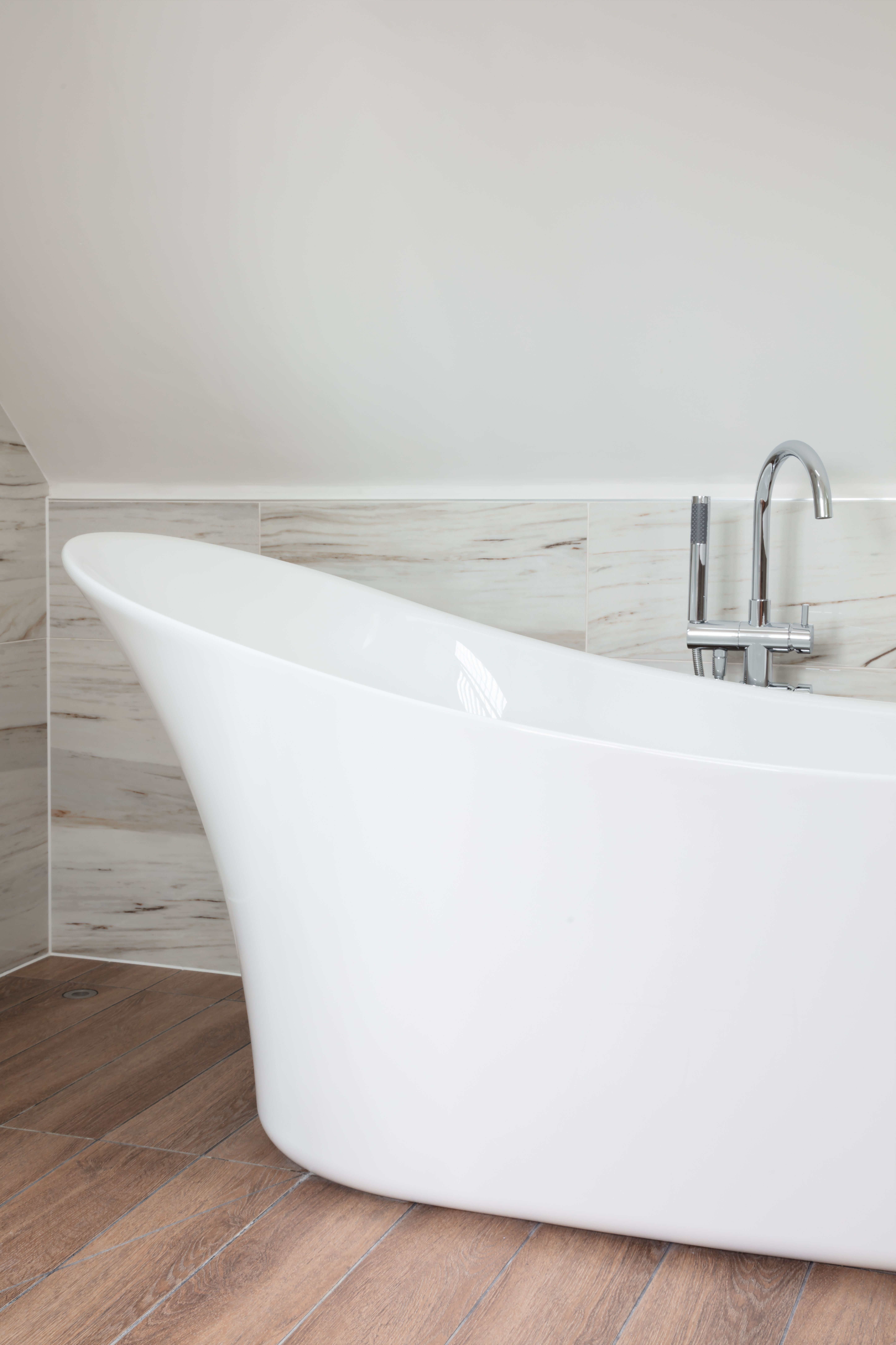 Slipp Bath by BC Designs | Taylors ETC Cardiff Case Study - feat ...