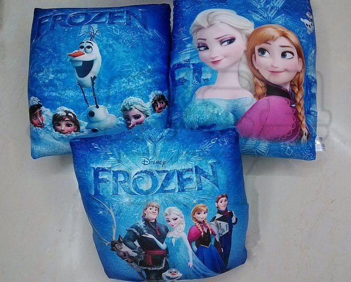 Frozen Elsa Anna lumber-pads bustles hip pads