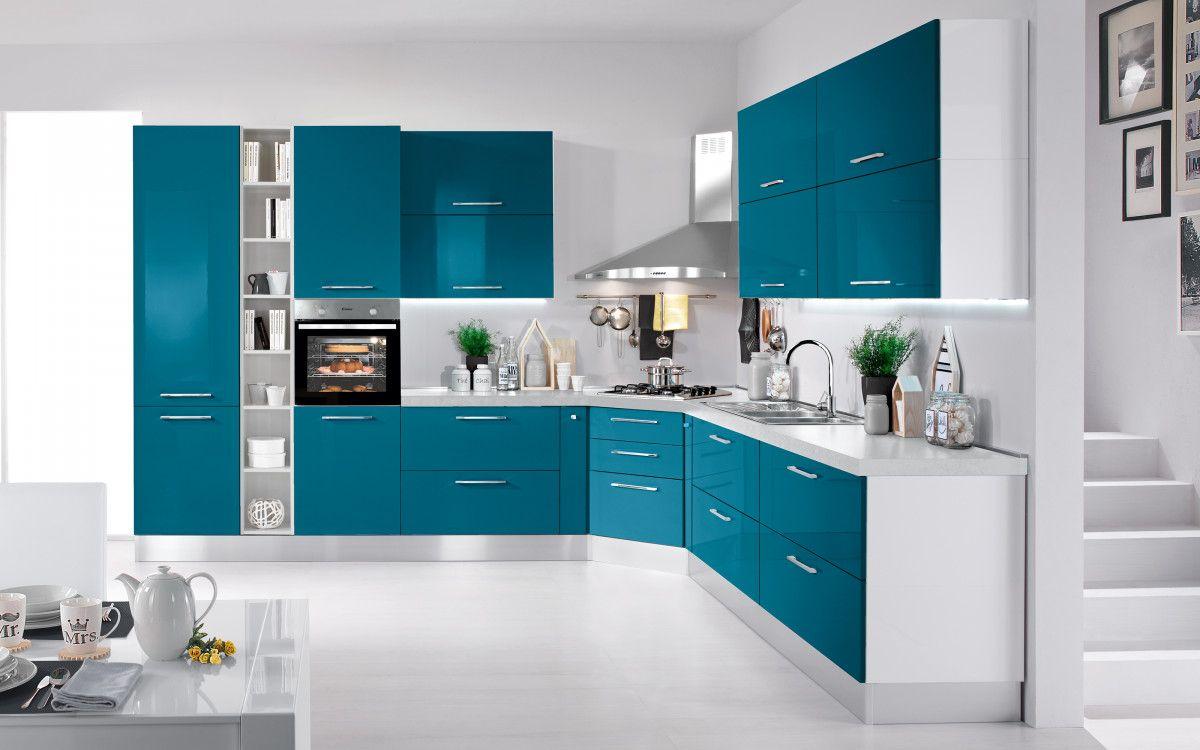 indian parallel kitchen interior design - Google Search | kitchen ...