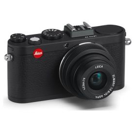 De Leica X2 digitale camera zwart is verkrijgbaar in onze webshop en in de winkel! -Foto Verschoore / Verschoore Sprintphoto Services