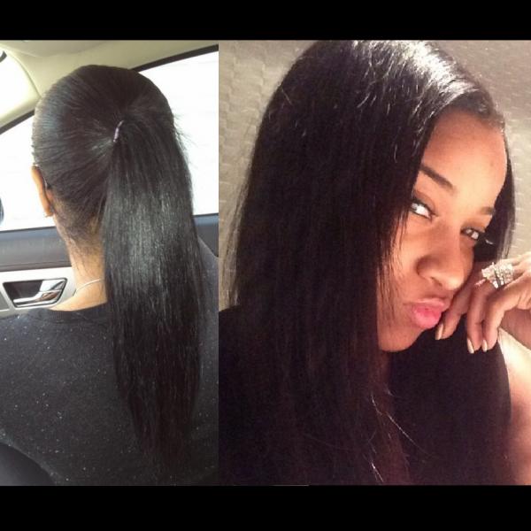 Toya Wright Natural Hair