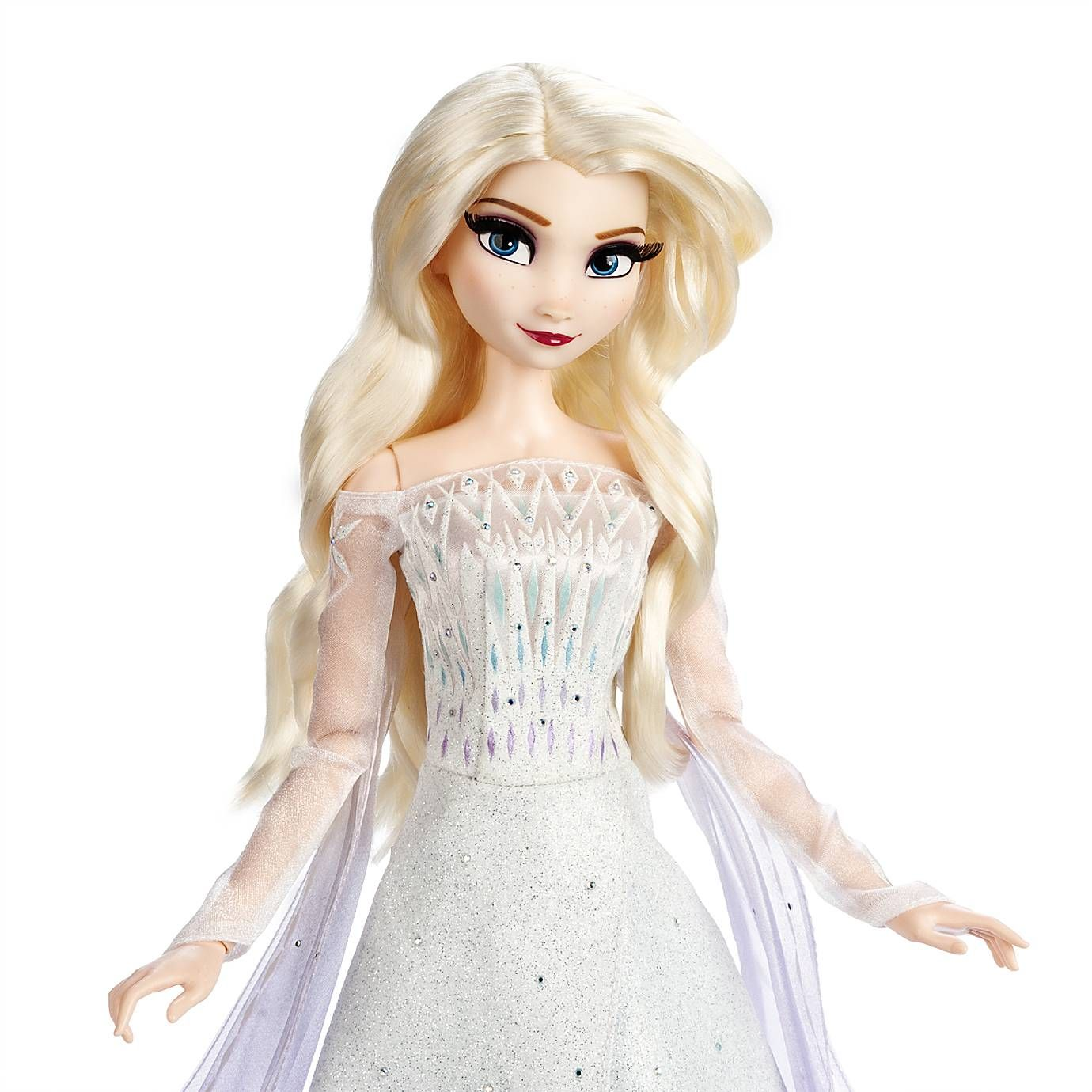 Elsa The Snow Queen Limited Edition Doll Frozen 2 17 Shopdisney In 2020 Snow Queen Dress Snow Queen Queen Dress