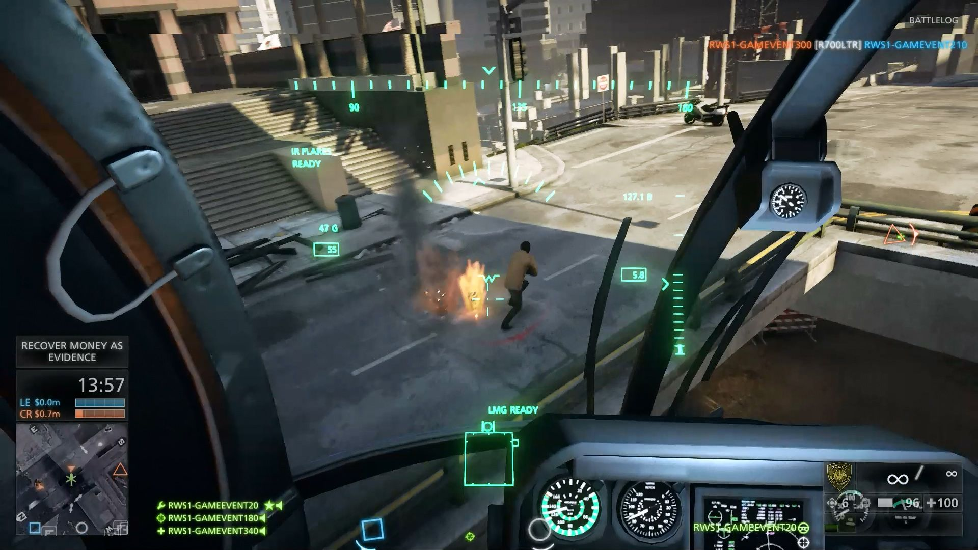 Battlefield: hardline (2014) скачать через торрент игру.