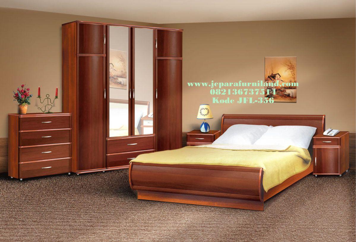 Best Model Set Kamar Tidur Utama Minimalis Jati Simple Elegant 400 x 300