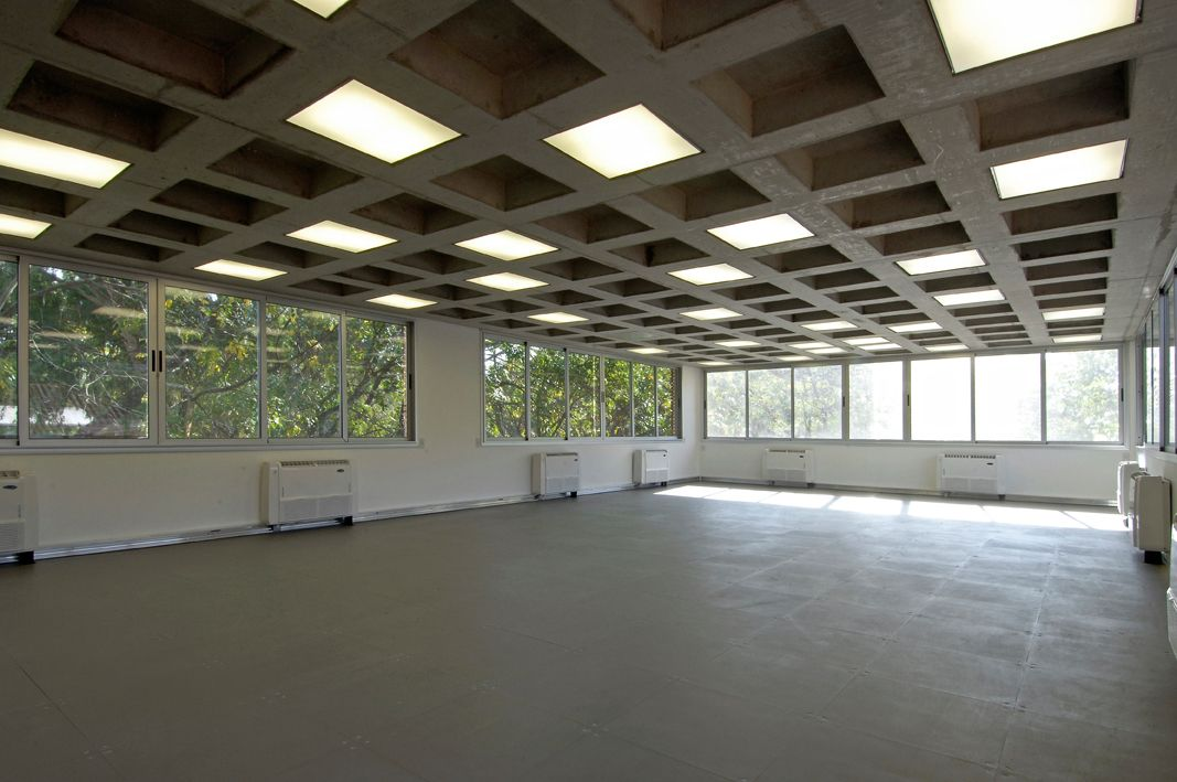 waffle slab lighting google search conference room and