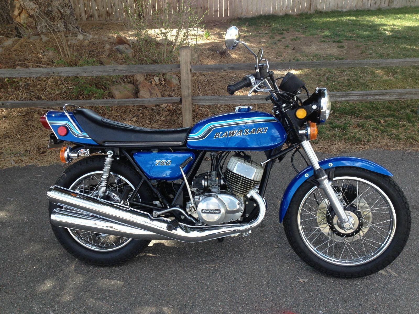 1972 Kawasaki H2 750 Triple, there ya go Gunner | MOTORCYLES ...