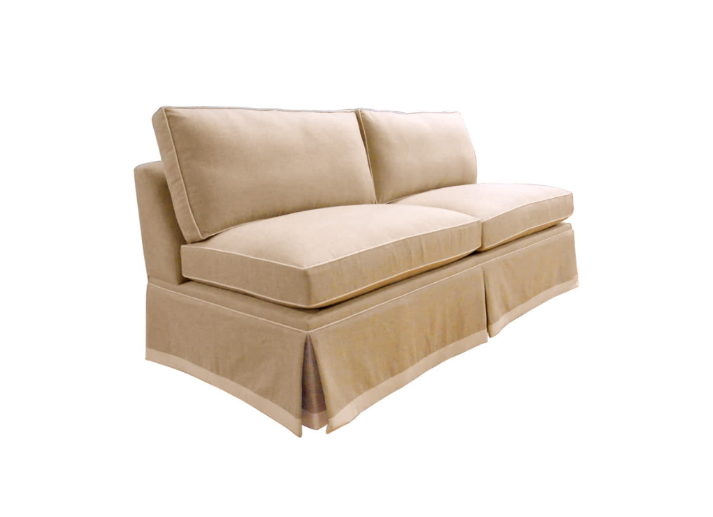Pleasing An Armless Twist On A Classic Sofa All Carlyle Furniture Cjindustries Chair Design For Home Cjindustriesco