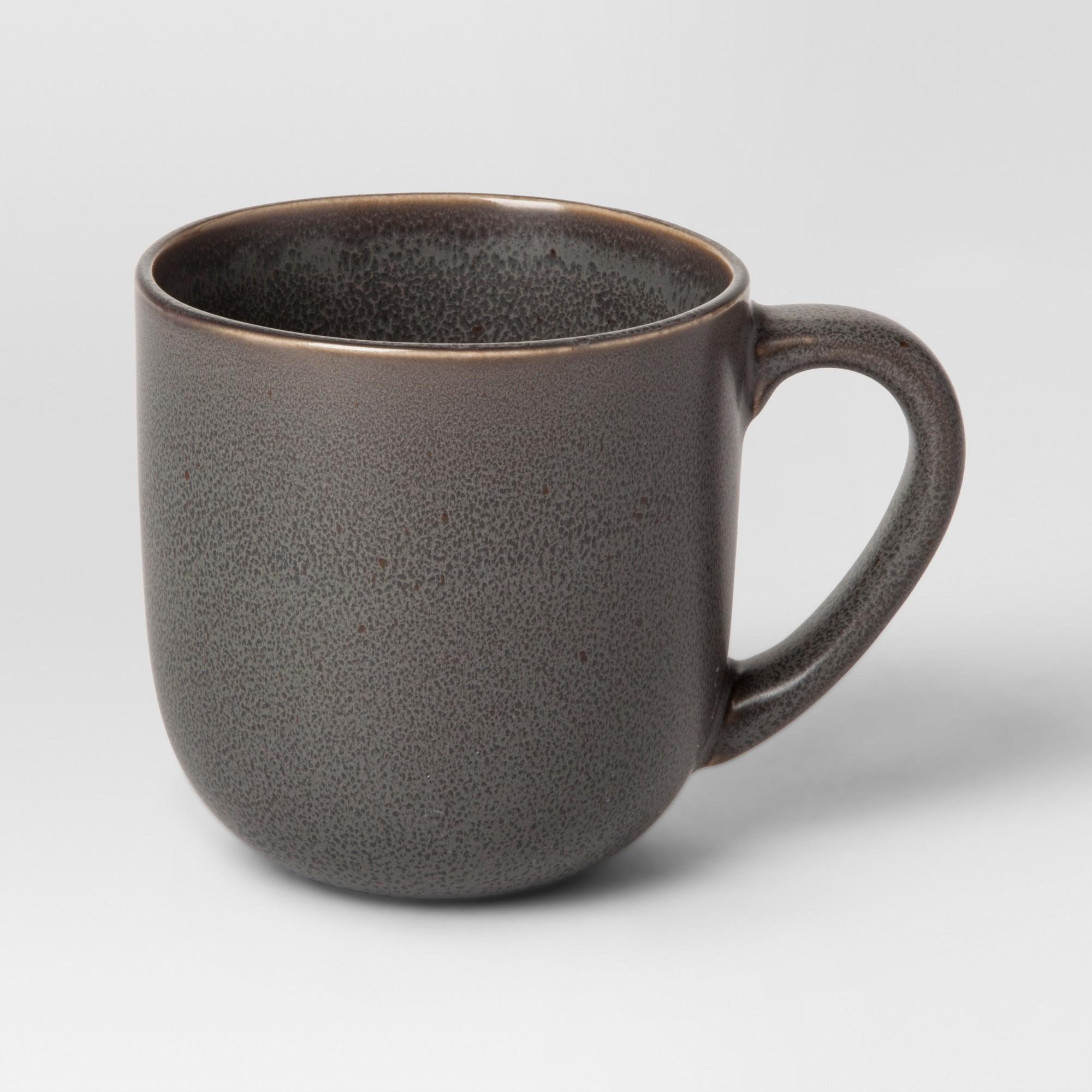 Tilley Stoneware Mug 16.5oz Black - Project 62 , Size: 1pc ...