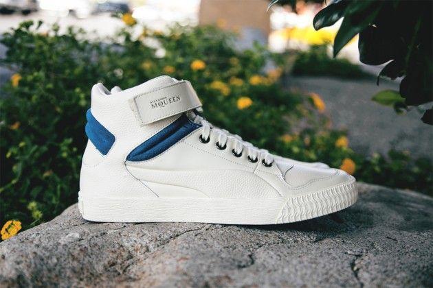 588eddc5583 Puma x Alexander McQueen Street Climb Mid III White