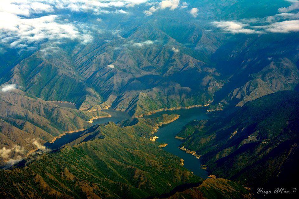 Río Chixoy o Negro -Guatemala, foto por Hugo Altán