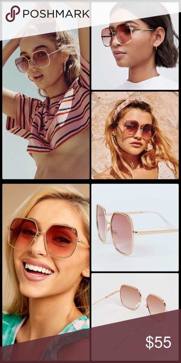 Women S Quay Incognito Sunglasses Women S Quay Incognito Sunglasses Excellent Condition New With Tags Refer To Photos In 2020 Sunglasses Women Sunglasses Accessories