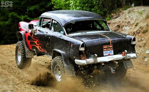1955 Chevy Off Road Truck Accessories Trucks Cool Cars