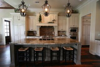 Traditional Kitchen Design Example Traditional Kitchen New Orleans By Classic Cu Kitchen Design Examples Traditional Kitchen Traditional Kitchen Design