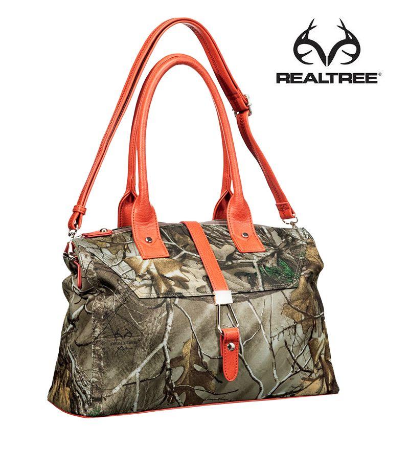 #New Realtree Xtra Camo Concealed Carry Handbag
