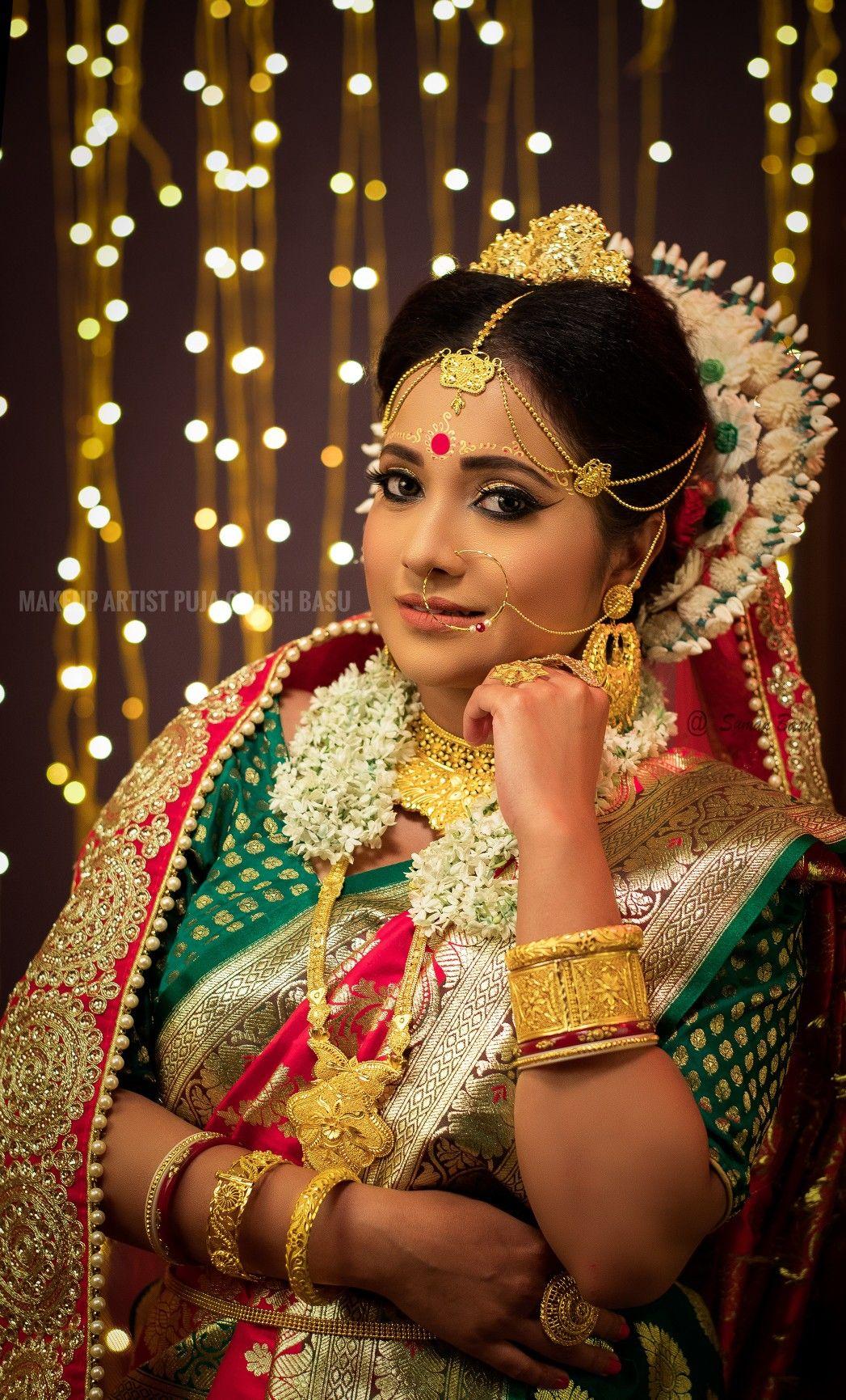 "visit the page "" makeup artist puja ghosh basu "" on facebook"