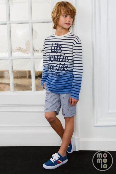 Boy Clothing T Shirts Shorts Sneakers Models Kids
