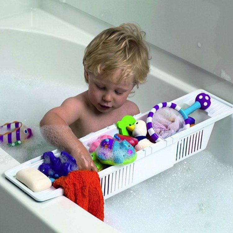 Bath Toy Storage Solution Archives - Traci Cornelius | Organizing ...