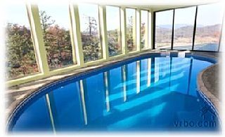 MILLION DOLLAR VIEW/ INDOOR/OUTDOOR HEATED SWIMMING POOL/HOME  THEATERVacation Rental In Wears