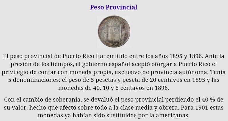 Historia, Peso provincial