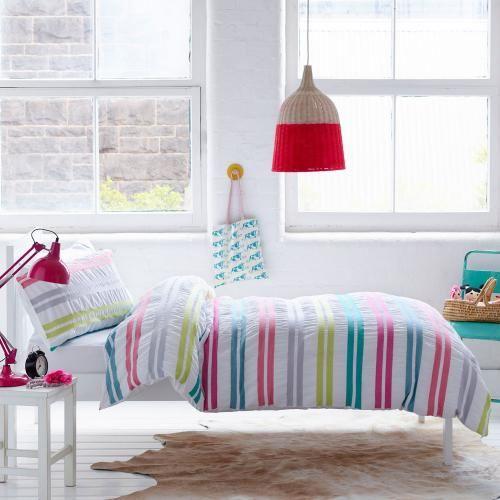 Calypso bedspread