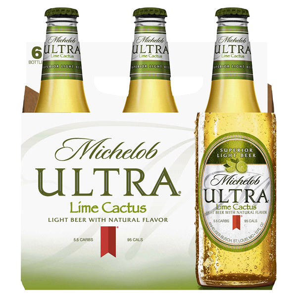 Michelob Ultra Lime Beer 12 Oz 6 Pk Michelob Ultra Beer Lime Beer Michelob Ultra