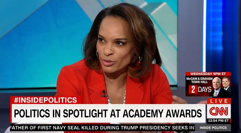 CNN's Henderson: 'Hypocritical' For 'Self-Righteous, Smug' Hollywood Liberals to 'Lecture' About Inclusion