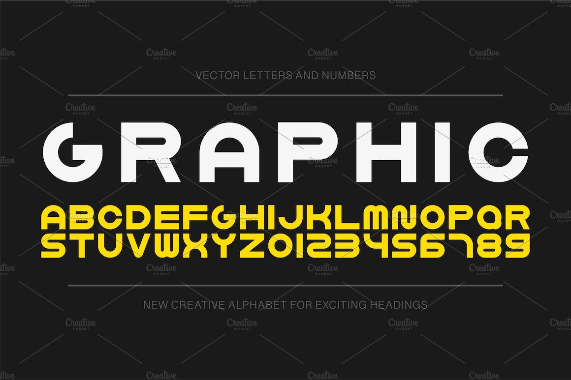 Simple Graphic English Alphabet Simple Graphic English Alphabet Alphabet