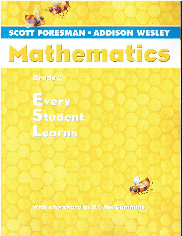 Scott Foresman Addison Wesley Mathematics Grade 2 Every