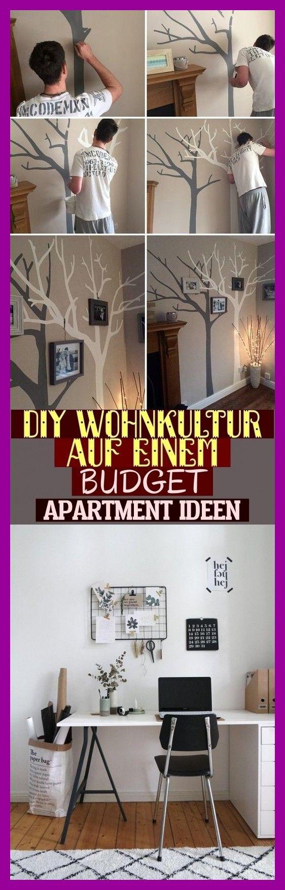 Diy Wohnkultur Auf Einem Budget Apartment Ideen - diy ...