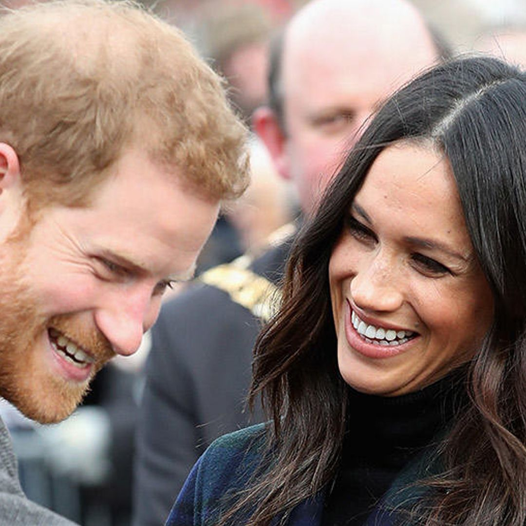 Meghan Markle And Prince Harry Are Inviting 2,640 People