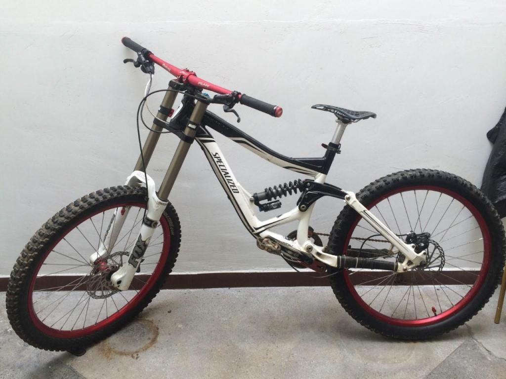 Bicicleta Specialized Big Hit 3 Downhill Dh Olx