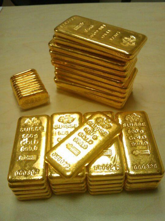 Pamp Suisse Lingotes De Oro Monedas De Oro Metales Preciosos