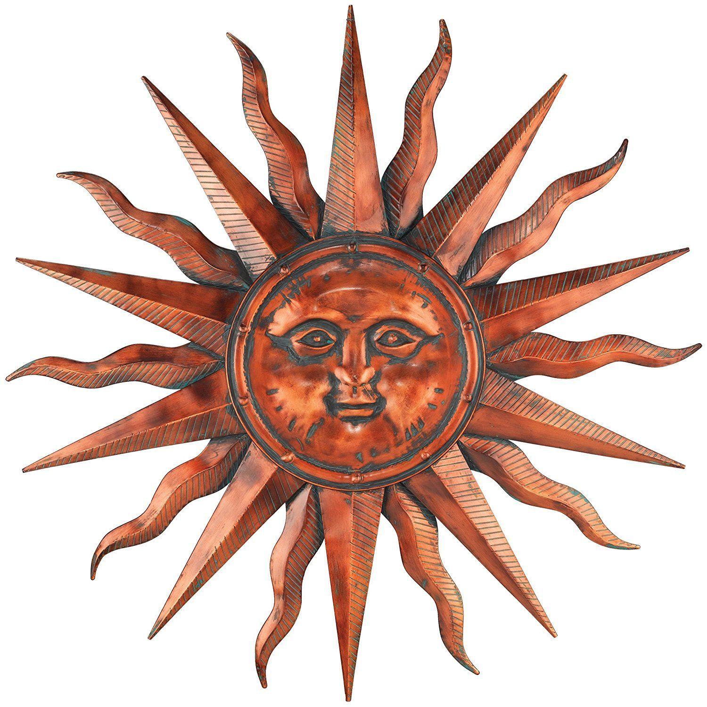 Regal art andgift copper patina sun u ueueue more info could be found