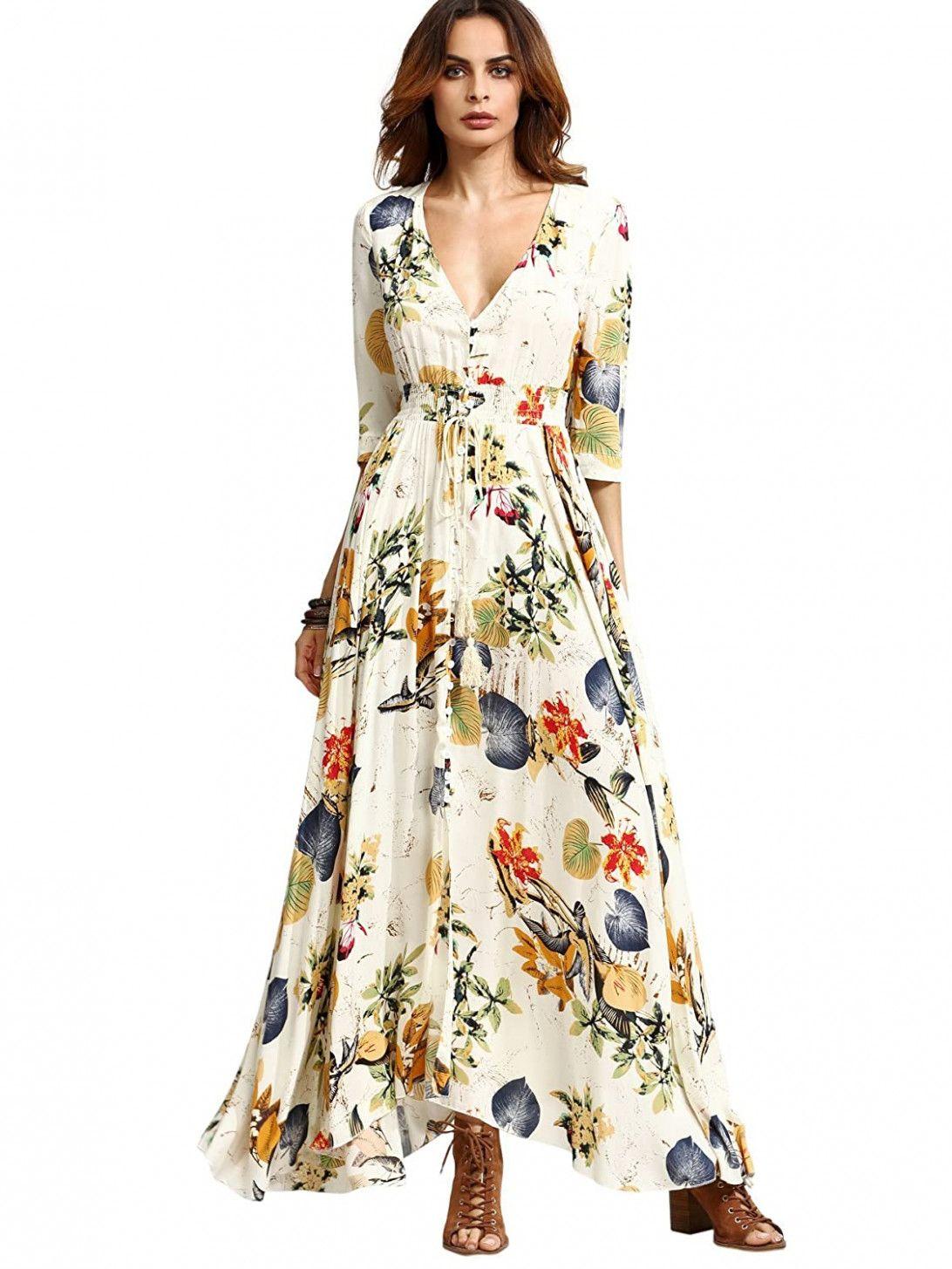 10 Sommerkleider Damen Lang in 10  Sommer kleider, Sommerkleid