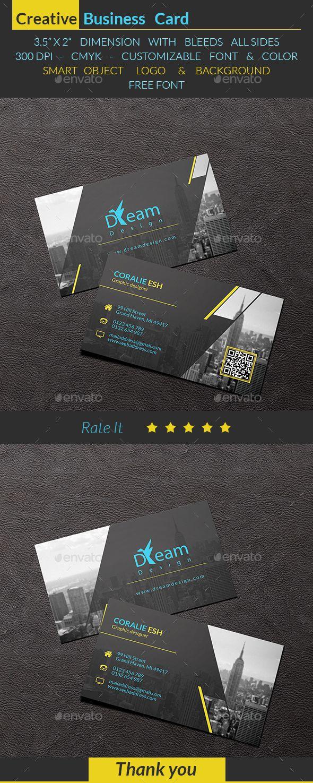 Creative Businuss Card Template PSD. Download here: http://graphicriver.net/item/creative-businuss-card/16829279?ref=ksioks
