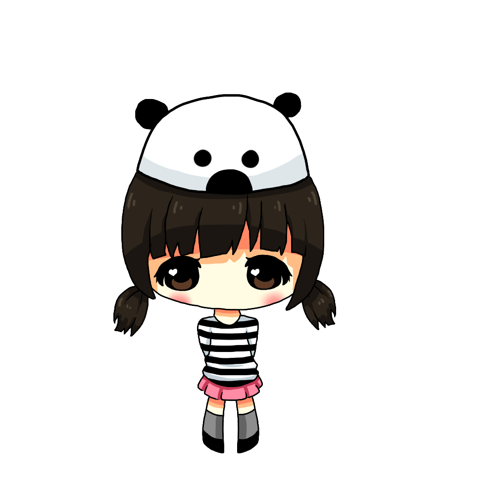 Kawaii chibi girl ^^ by NekoMayumi on DeviantArt