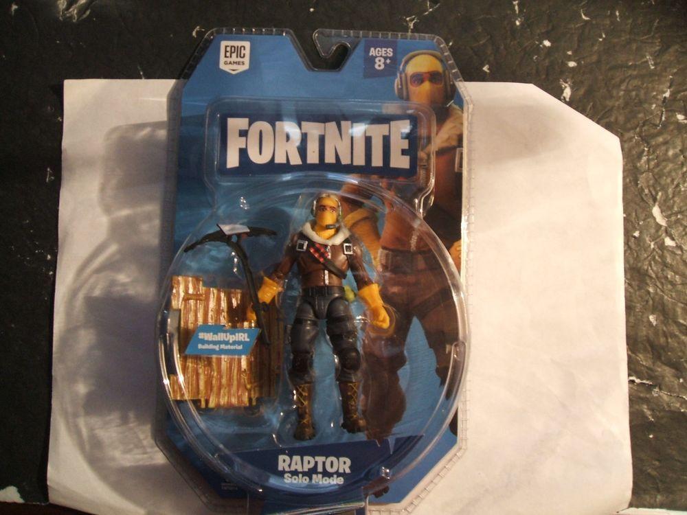 2018 Fortnite Toys Mcfarlane Action Figures Raptor Fortnite