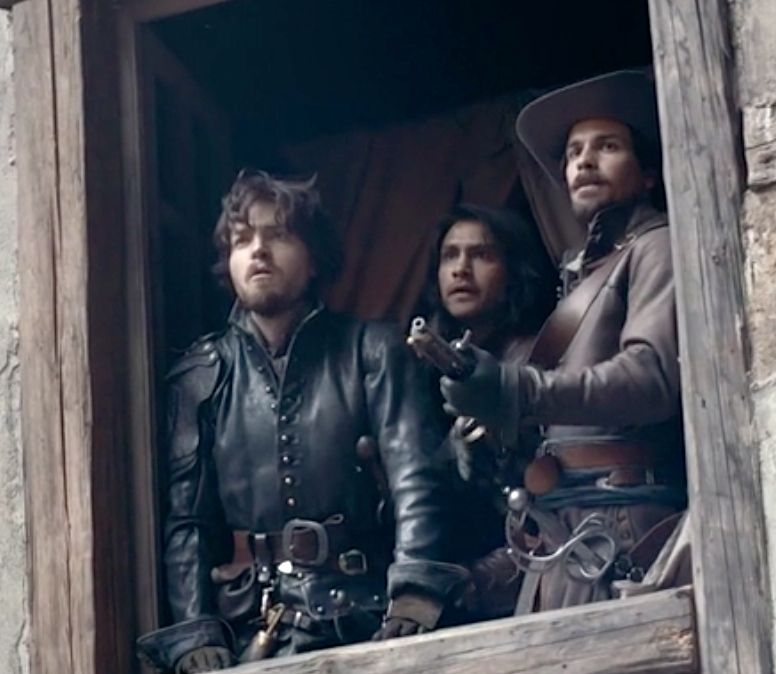 The Musketeers - 1x05 - The Homecoming