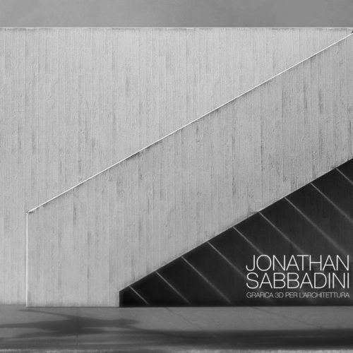 muro e scala con cemento a vista - studio dei materiali nel